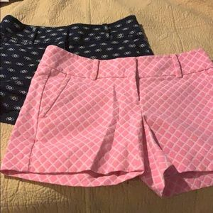 Set of Ann Taylor Shorts